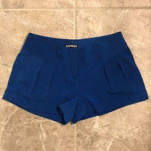 EXPRESS Blue Shorts